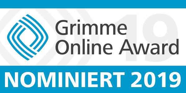 Banner Grimme Award