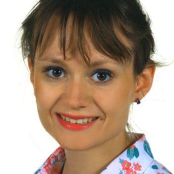 Portrait Agnieszka Kwapiszewska