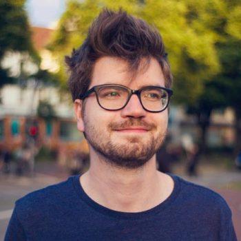 Portrait Gregor Fischer