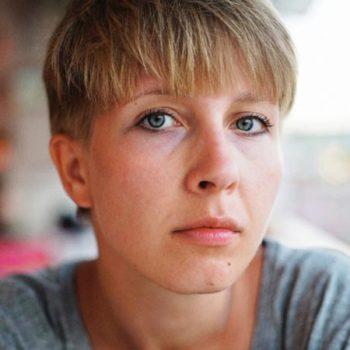 Portrait Katarzyna Mazur