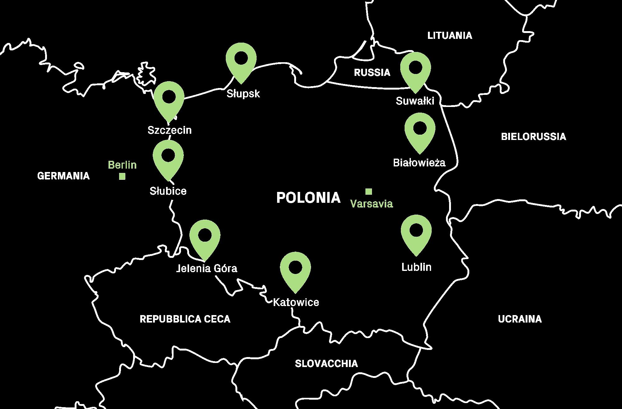 Gay Map Szczecin